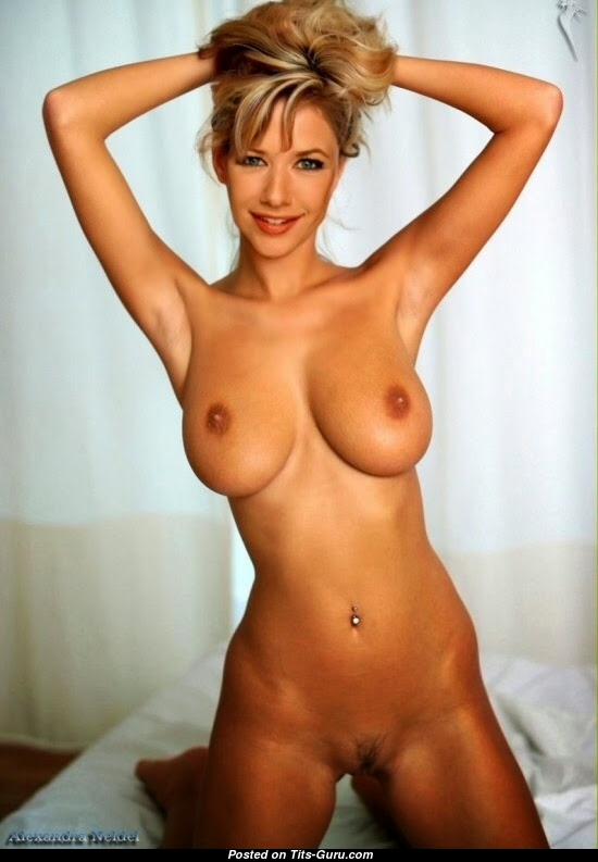 Alexandra nackt neldel Alexandra Neldel