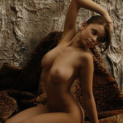 Katia Galitsin - nice girl with medium natural tittes picture