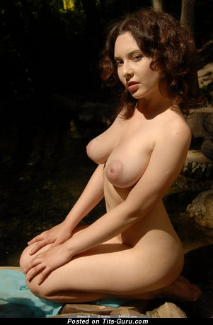 Image. Diana D - amazing girl with big natural boobies photo