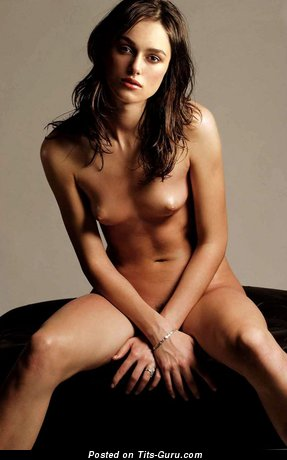 Image. Naked awesome female with natural boobies photo