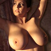Marvelous Babe with Marvelous Exposed Natural Sizable Boobys (Hd Xxx Picture)