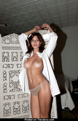 Alejandra-Guilmant - Good-Looking Mexican Red Hair Actress with Good-Looking Open Normal Hooters (Hd Sex Foto)