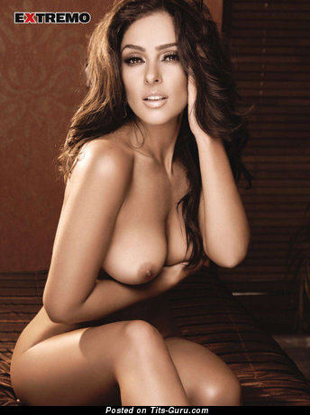 Image. Andrea Garcia - naked latina with natural tots picture