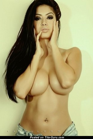 Image. Naked awesome lady with big fake tittys picture