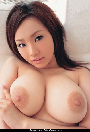 Image. Unknown - amazing female with big natural boob and big nipples picture