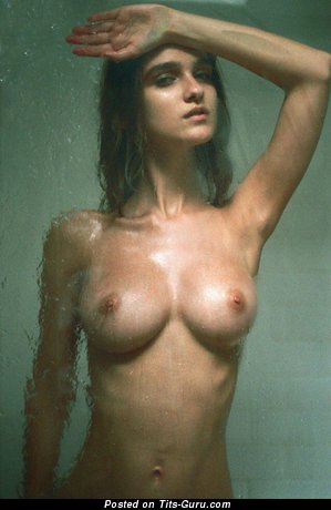Image. Sexy topless amateur wonderful female photo