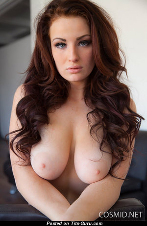 Image. Emmy Sinclair - nude awesome female with medium natural tots photo