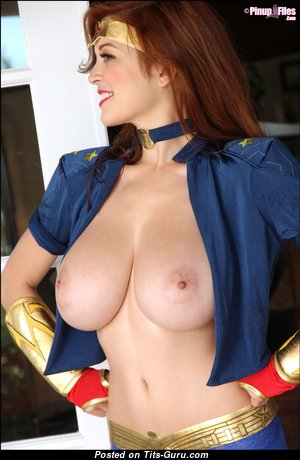 Sweet Babe with Sweet Bare Natural D Size Boobie (Hd Xxx Image)