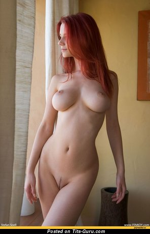 Image. Nude wonderful girl with big tittys image
