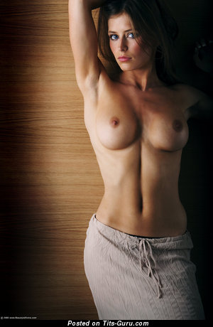 Image. Hot female with medium tittys photo