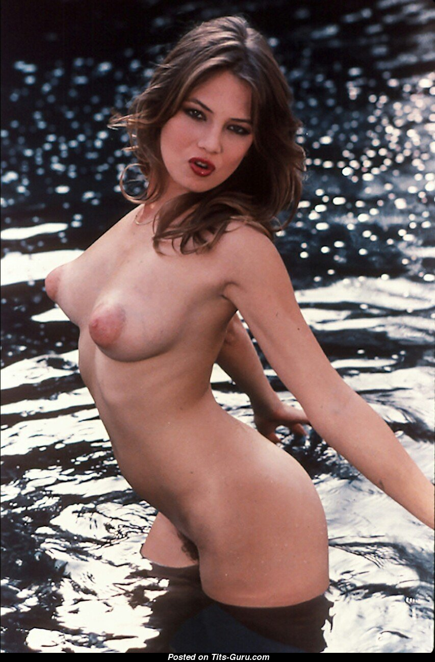 Traci Lords - Babe With Bald Natural Firm Boobys Vintage -8232