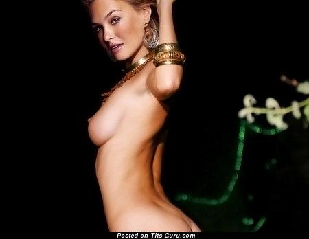 Bar Refaeli - sexy naked beautiful female photo