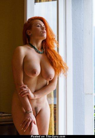 голые рыжие девушки порно фото