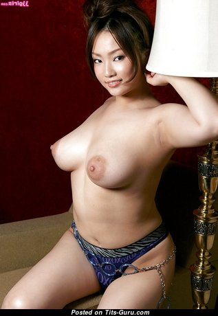 Charming Undressed Asian Babe (18+ Picture)
