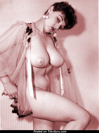 Lorraine Burnett - Stunning British Blonde with Stunning Bare Real Boobs (Porn Pic)