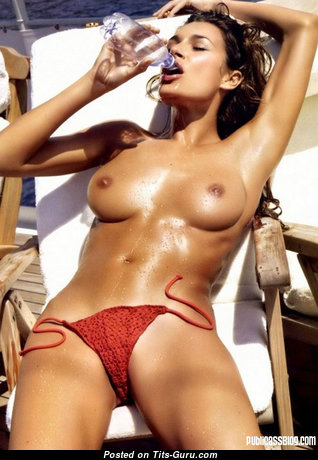 Alena Seredova - Graceful Czech Red Hair with Graceful Open Real Firm Tots (Xxx Wallpaper)