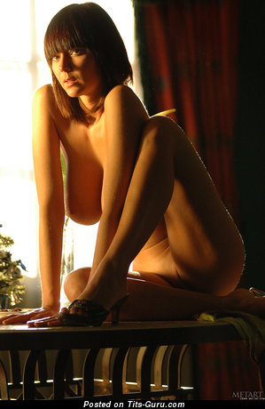 Image. Lucy C Gabrielle - naked awesome lady with big natural tittes photo