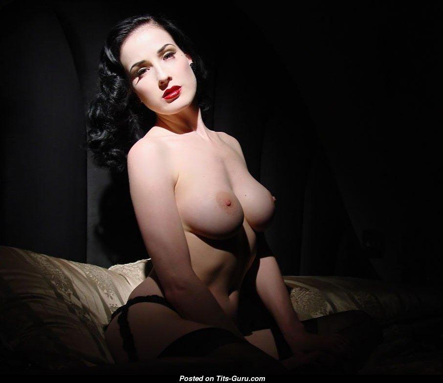 Dita von tess naked
