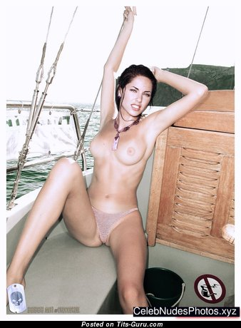 Barbara Mori - Graceful Uruguayan, Mexican Red Hair Actress with Graceful Naked Firm Tots (Hd 18+ Foto)