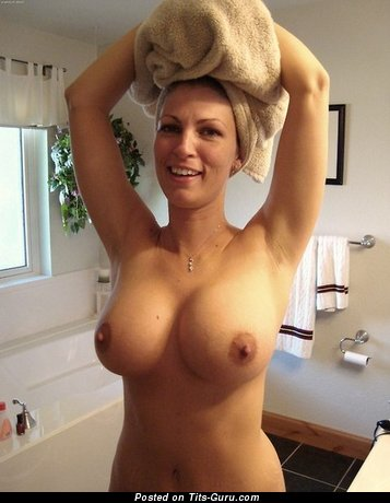 Image. Naked wonderful female with big tits pic