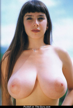 Yulia Nova - Pleasing Russian Lassie with Pleasing Open Real Very Big Knockers (Hd Xxx Pic)