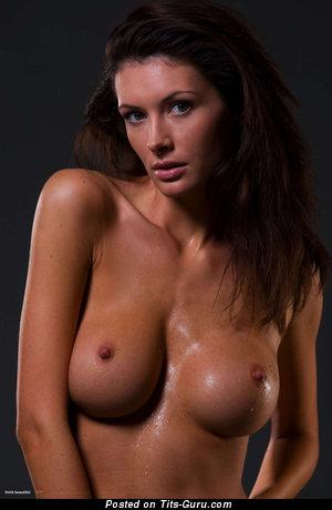 Image. Orsi Kocsis - beautiful woman with medium breast image