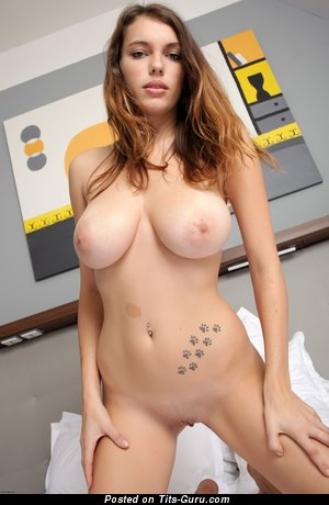 Image. Samantha Lee - nude amazing female with big natural tittes image