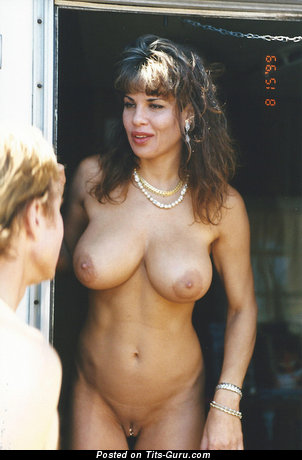 Image. Teri Weigel - hot lady with big boobies vintage