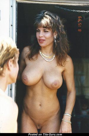 Image. Teri Weigel - nude beautiful girl with big tittys vintage