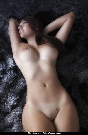 Image. Nude awesome female with big natural tittes picture