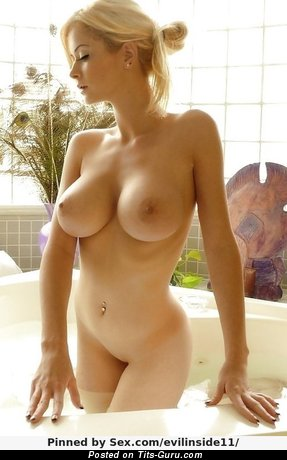 Image. Nice girl with big breast picture