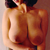 Joan Brinkman - amazing woman with huge natural boobs picture