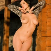 Jenya D - hot lady with big natural tittys pic