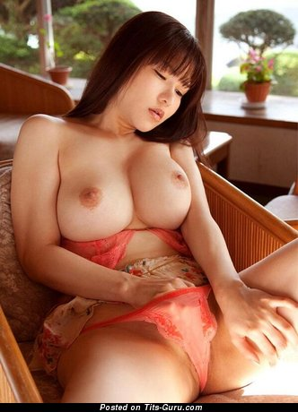 Image. Nude asian with big tots image