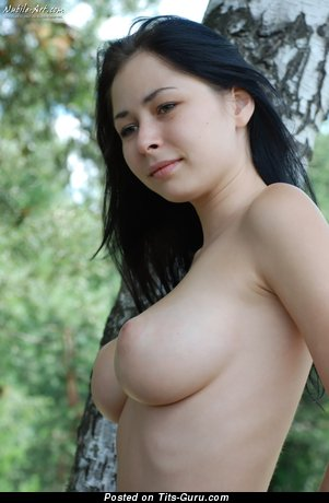 Image. Fuad - nude beautiful woman with big natural breast pic